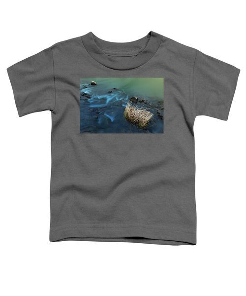 The Flow Of Time Toddler T-Shirt