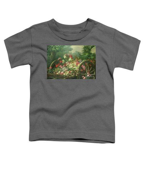 The Flower Barrow Toddler T-Shirt