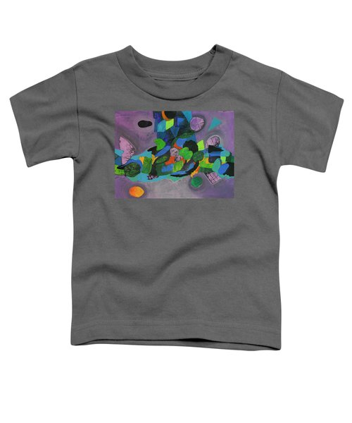 The Force Of Nature Toddler T-Shirt