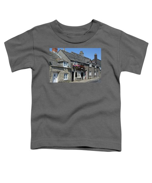 The Fox Inn At Corfe Castle Toddler T-Shirt