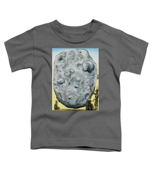 The Gift Of Fire Toddler T-Shirt