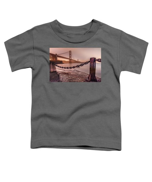 The Golden Gate Toddler T-Shirt