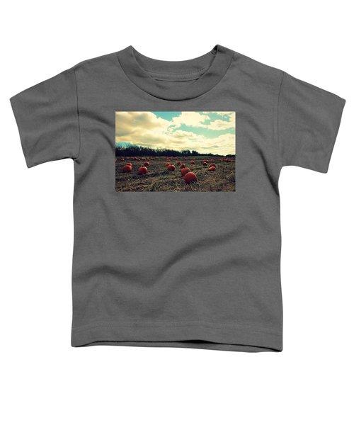 The Great Pumpkin Toddler T-Shirt