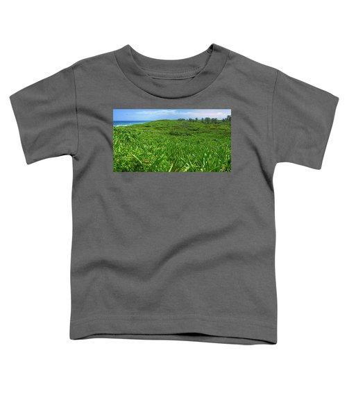 The Green Island Toddler T-Shirt