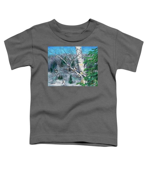The Hangout Toddler T-Shirt
