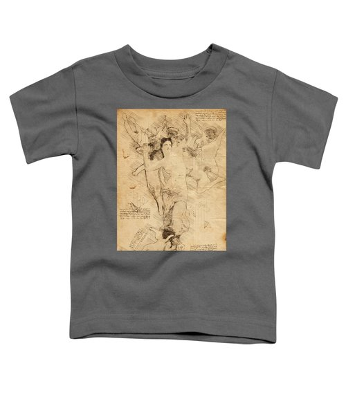 The Invasion Toddler T-Shirt