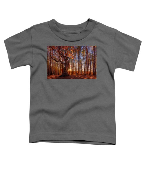 The King Of The Trees Toddler T-Shirt