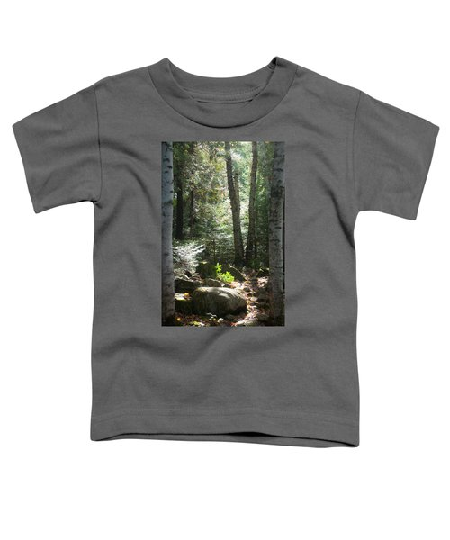 The Living Forest Toddler T-Shirt