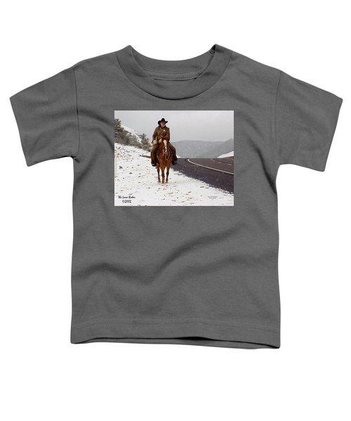 The Lone Ranger Toddler T-Shirt