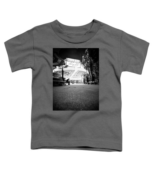 The Loner- Toddler T-Shirt