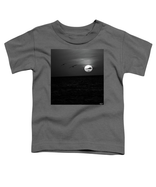 The Long Flight Toddler T-Shirt