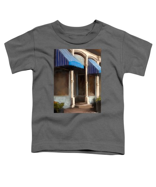 The M Cafe Toddler T-Shirt