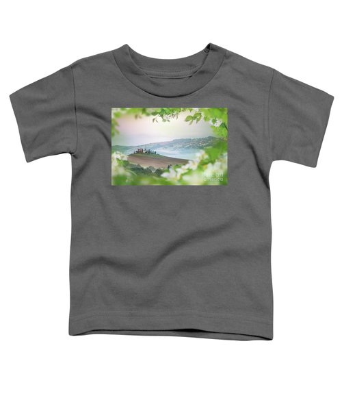 The Magic Of Spring Toddler T-Shirt