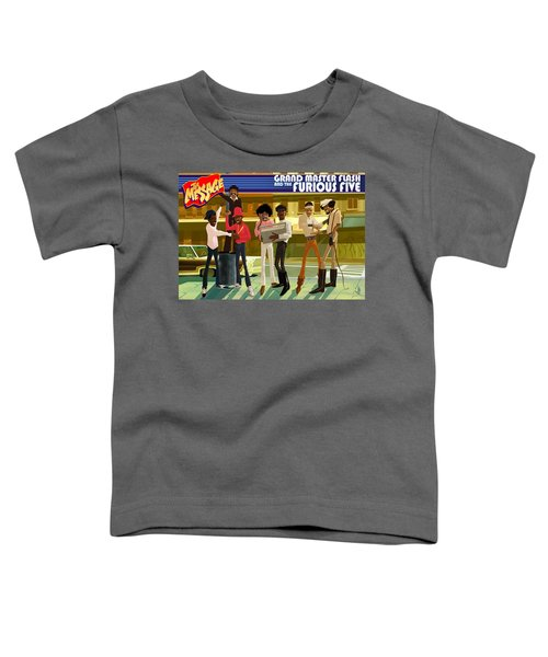 The Message Toddler T-Shirt