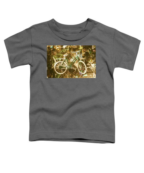 The News Cycle Toddler T-Shirt