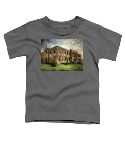 The Old County Courthouse Toddler T-Shirt