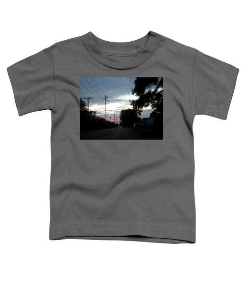The Passenger 02 Toddler T-Shirt