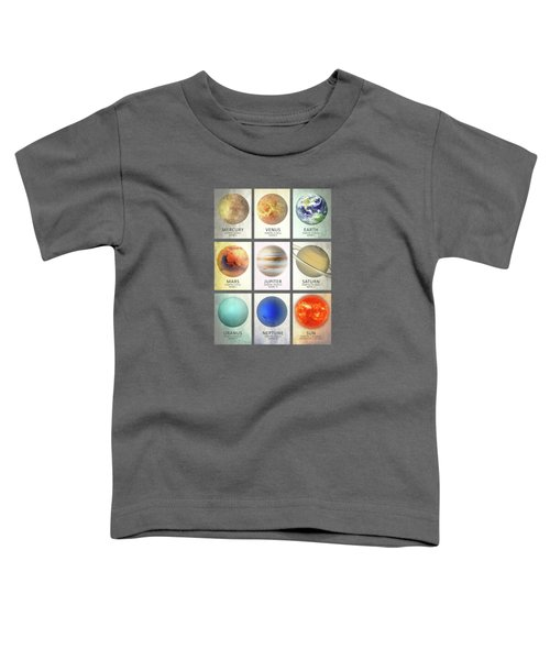 The Planets Toddler T-Shirt