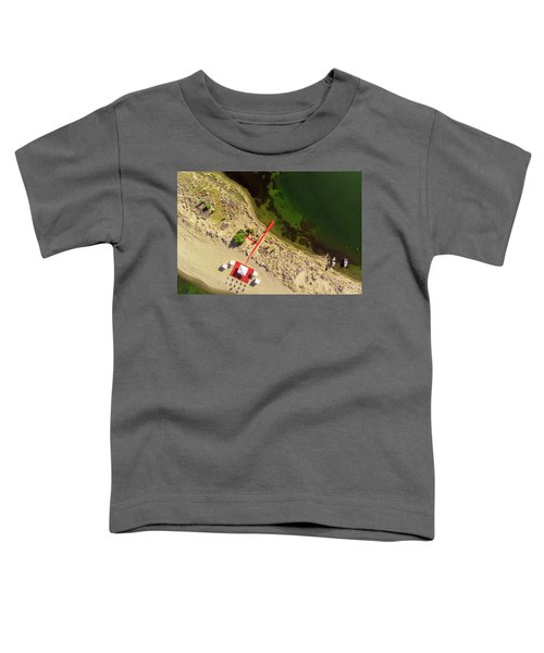 The Red Toddler T-Shirt