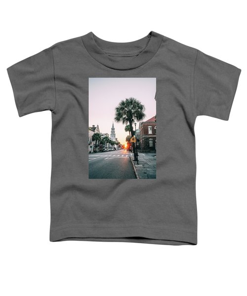 The Road Is Broad Toddler T-Shirt