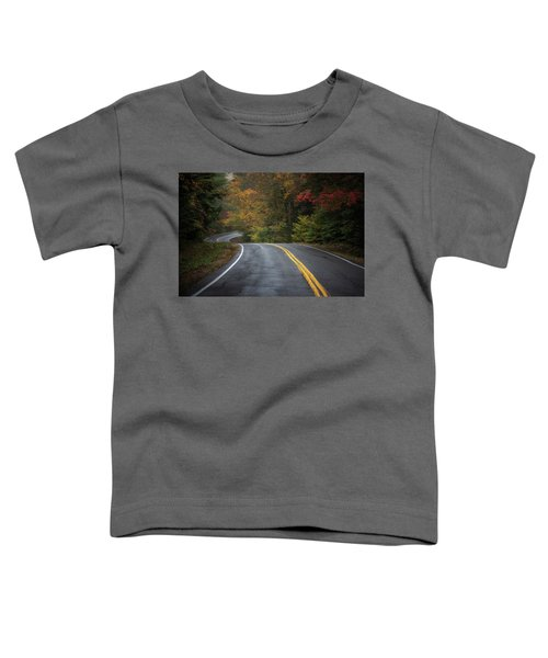 The Road To Friends Lake Toddler T-Shirt