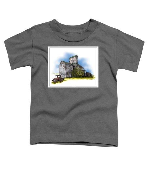 The Ross Elevator Autumn Toddler T-Shirt