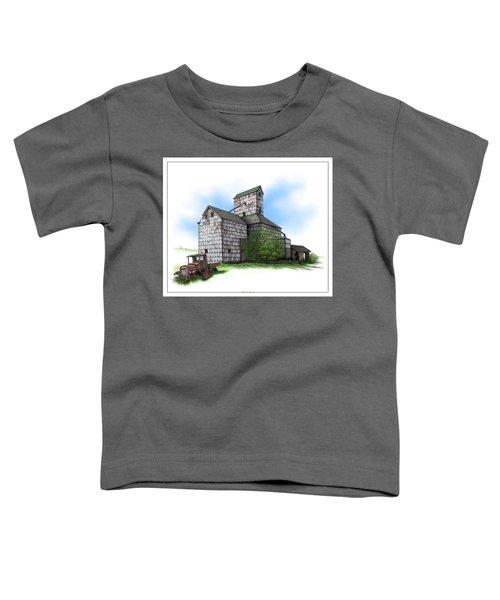 The Ross Elevator Summer Toddler T-Shirt