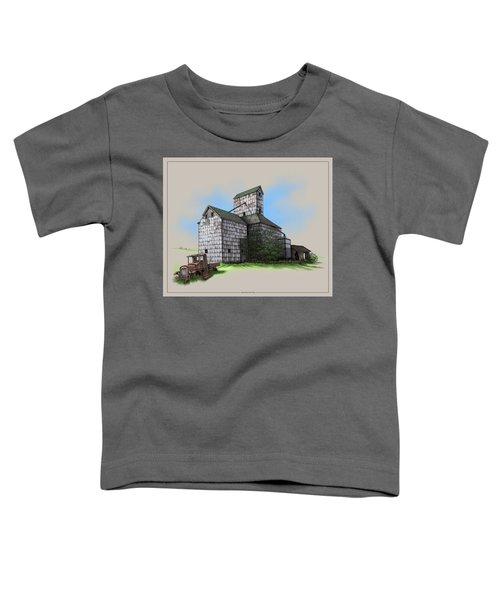 The Ross Elevator Version 5 Toddler T-Shirt
