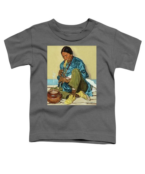 The Song Of The Olla, 1926 Toddler T-Shirt
