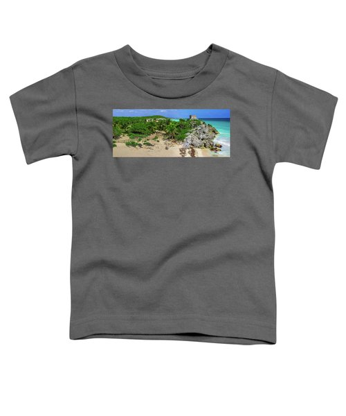 The Temple By The Sea Toddler T-Shirt