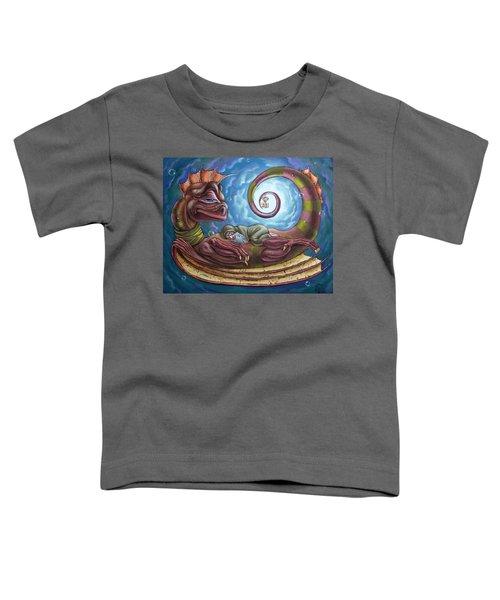 The Third Dream Of A Celestial Dragon Toddler T-Shirt