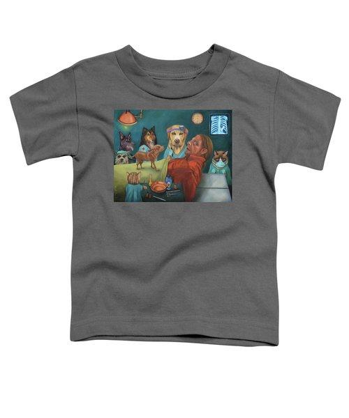 The Vet's Worst Nightmare Toddler T-Shirt