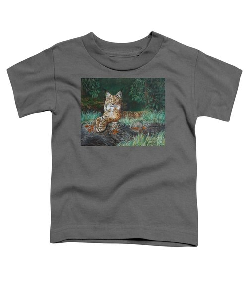 The Wild Cat  Toddler T-Shirt