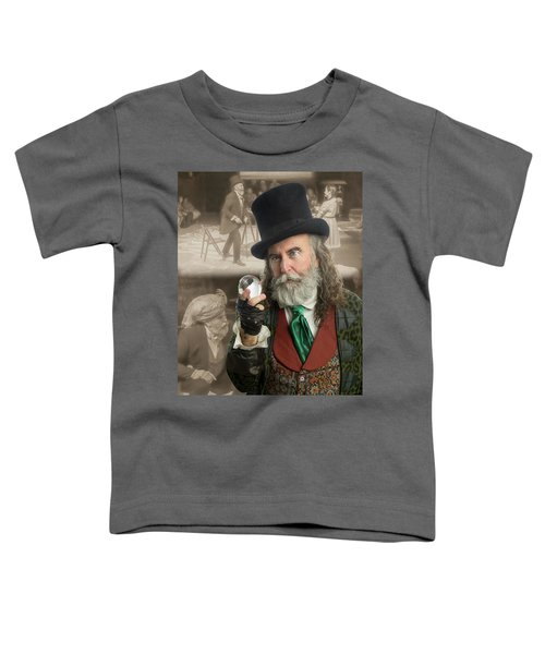 the Wizard Toddler T-Shirt