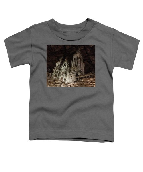The World At Your Feet Toddler T-Shirt