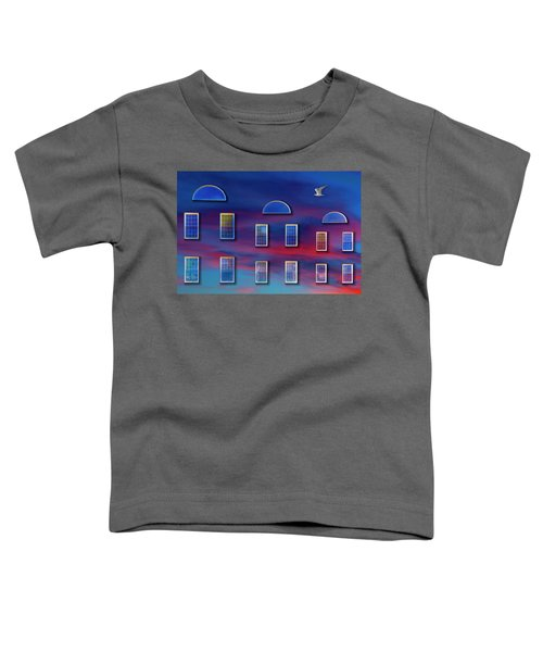 The Wormhole Toddler T-Shirt