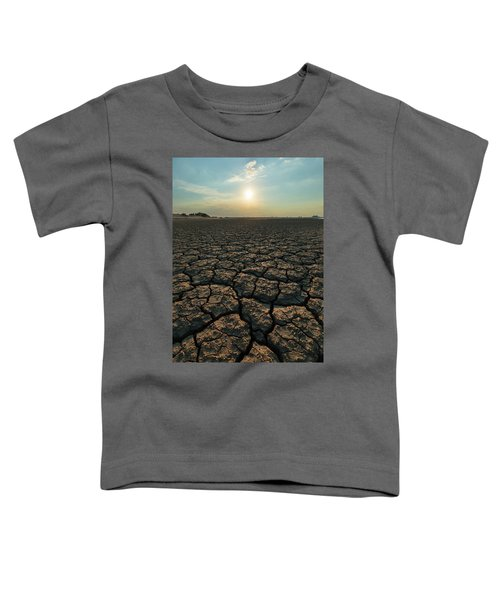Thirsty Ground Toddler T-Shirt