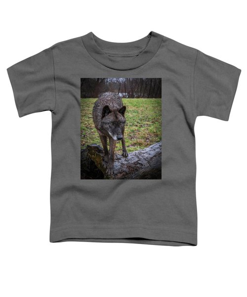 This Is My Log Toddler T-Shirt