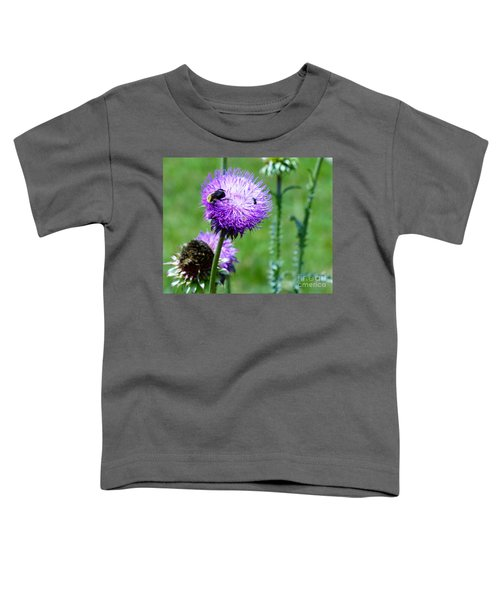 Thistle Visitors Toddler T-Shirt