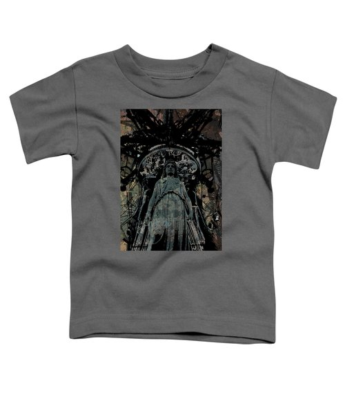 Three Caryatids Toddler T-Shirt