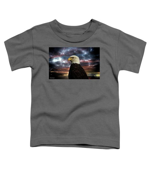 Thunder Eagle Toddler T-Shirt