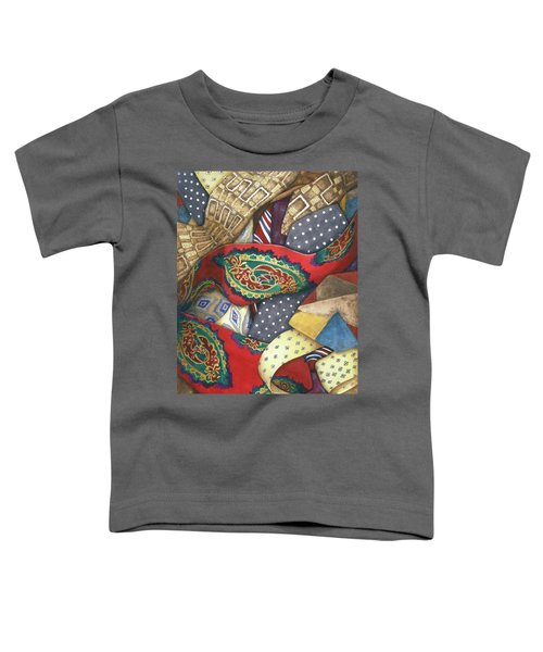 Tie One On Toddler T-Shirt