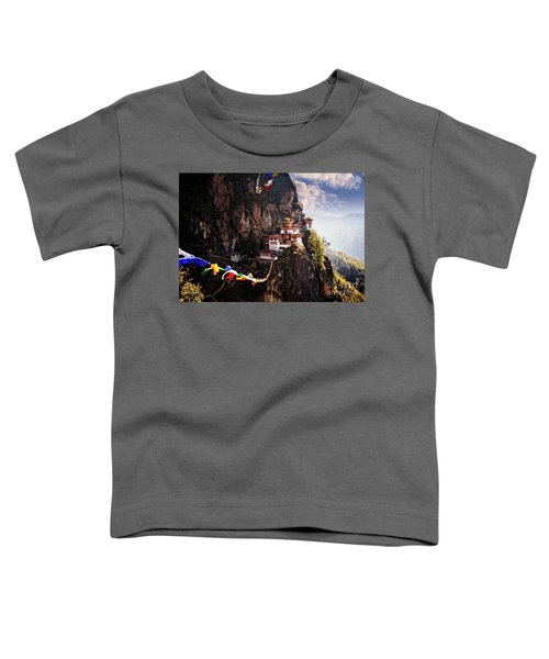 Tigers Nest 2 Toddler T-Shirt