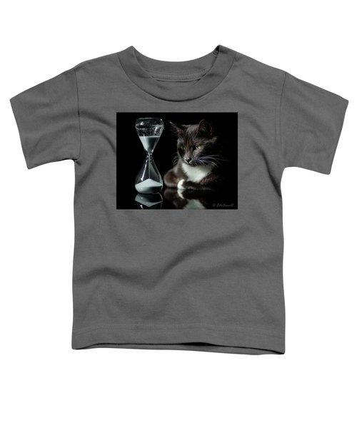 Time Keeper Toddler T-Shirt