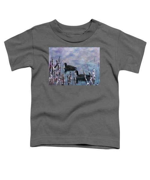 Time To Go South Toddler T-Shirt