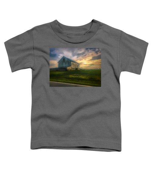 Time To Wake Toddler T-Shirt