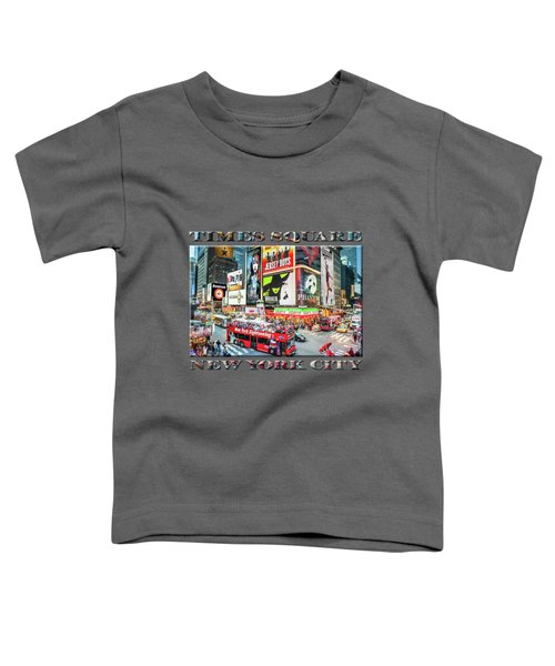 Times Square II Special Edition Toddler T-Shirt
