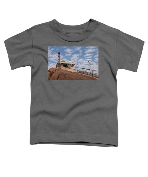 Tiruchirappalli, Rockfort Temple Toddler T-Shirt