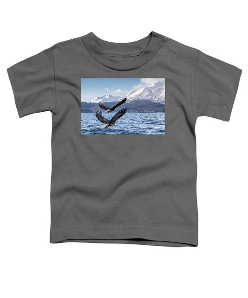 To The Hills... #2 Toddler T-Shirt