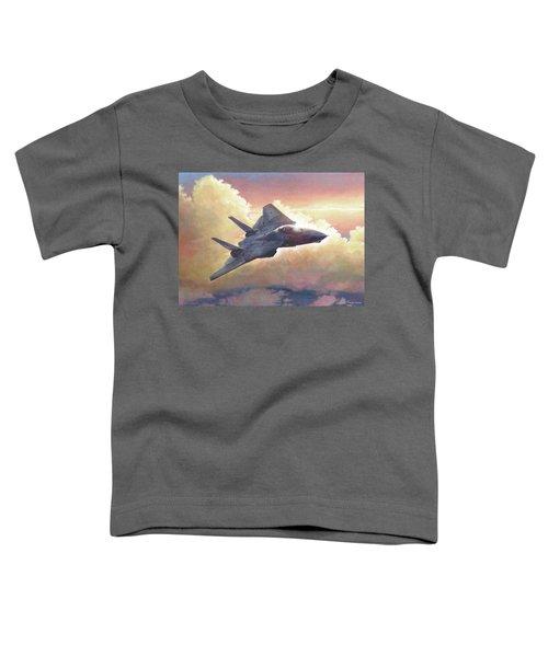 Tomcat Toddler T-Shirt